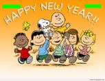 image of charlie brown new year