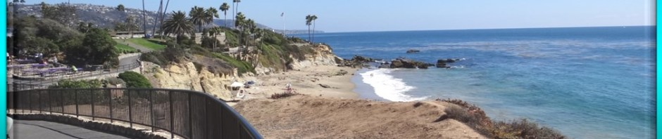 picture of Laguna Beach, CA for really celebrate Jesus