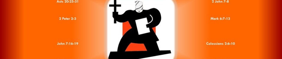 graphic of preacher for devil cannot steal